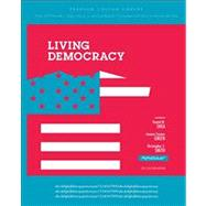 Living Democracy, Texas Edition,9780205966059