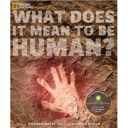 What Does It Mean to Be Human? : The Official Companion to t..., 9781426206061  