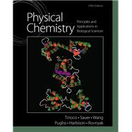 Physical Chemistry : Principles and Applications in Biological Sciences,9780136056065