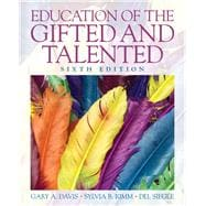 Education of the Gifted and Talented,9780135056073