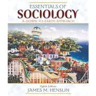ESSENTIALS OF SOCIOLOGY& MYSOCLAB W EBK PKG, 8/e