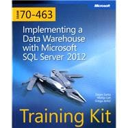 Training Kit (Exam 70-463): Implementing a Data Warehouse Wi..., 9780735666092