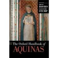 The Oxford Handbook of Aquinas, 9780195326093  