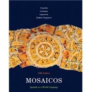Mosaicos, Volume 1