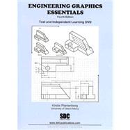 Engineering Graphics Essentials 4th Edition : And Independent Learning DVD,9781585036103