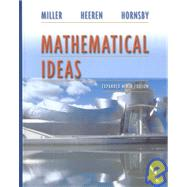 Mathematical Ideas, Expanded Ninth Edition