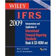 Wiley IFRS 2009: Interpretation and Application of International Accounting and Financial Reporting Standards 2009, Book and CD-ROM Set