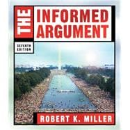 The Informed Argument,9781413016116