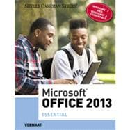 Microsoft Office 2013 Essential
