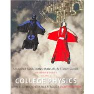 College Physics,9780495556121