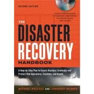 The Disaster Recovery Handbook: A Step-By-Step Plan to Ensur..., 9780814416136  