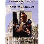 Annual Editions: American Government 13/14,9780078136139