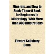 Minerals, and How to Study Them: A Book for Beginners in Min..., 9781154516142  