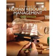 A Framework for Human Resource Management,9780132576147
