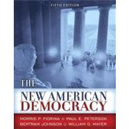 The New American Democracy,9780321416148