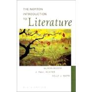 The Norton Introduction To Literature: Regular Edition,9780393926149
