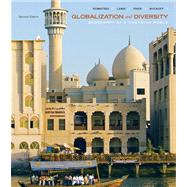 Globalization and Diversity: Geography of a Changing World Value Pack (includes Mapping Workbook & Goode's Atlas),9780135126165