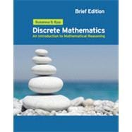 Discrete Mathematics Introduction to Mathematical Reasoning,9780495826170