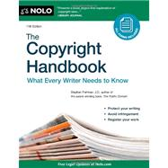 The Copyright Handbook: What Every Writer Needs to Know, 9781413316179