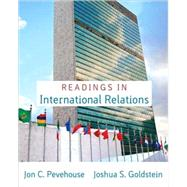 Readings in International Relations for Readings in International Relations,9780321356192
