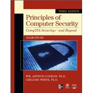Principles of Computer Security CompTIA Security+ and Beyond (Exam SY0-301), 3rd Edition,9780071786195