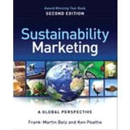 Sustainability Marketing : A Global Perspective,9781119966197