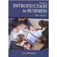 Introduction to Business, 9780763836207  