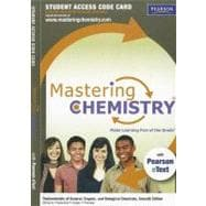 MasteringChemistry with Pearson eText -- Standalone Access Card -- for Fundamentals of General, Organic, and Biological Chemistry