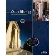 Auditing A Business Risk Approach (with ACL CD-ROM),9780538476232