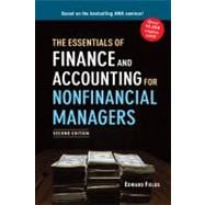 The Essentials of Finance and Accounting for Nonfinancial Ma..., 9780814416242  