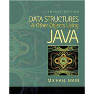 Data Structures and Other Objects Using Java,9780132576246