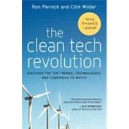 The Clean Tech Revolution: Discover the Top Trends, Technolo..., 9780060896249
