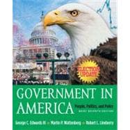 Government in America : People, Politics and Policy, Brief Version, Election Update