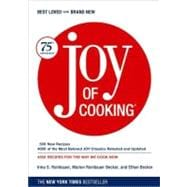Joy of Cooking : 75th Anniversary Edition - 2006, 9780743246262