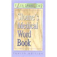 Sloane's Medical Word Book,9780721676265