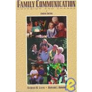Family Communication : Cohesion and Change,9780673996282