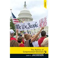 Politics of Congressional Elections, The Plus MySearchLab with eText -- Access Card Package,9780205886296