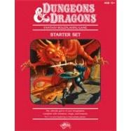Dungeons & Dragons Fantasy Roleplaying Game: Starter Set, 9780786956296  
