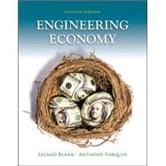 Engineering Economy,9780073376301