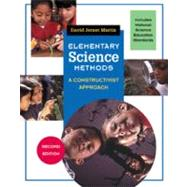 Elementary Science Methods : A Constructivist Approach,9780534556303