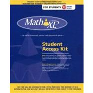 Mathxl 12Mo Stu Cpn Business Mathematics