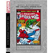 Marvel Masterworks : The Amazing Spider-Man - Volume 15,9780785166313