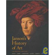JANSON'S HISTORY OF ART: WESTERN TRADITION, 7/e + CD-ROM + Access Code