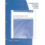 Student Workbook for Elementary and Intermediate Algebra: A Combined Approach, 5th