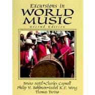 Excursions in World Music,9780132306324