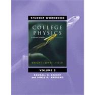 Student Workbook for College Physics: A Strategic Approach Volume 2 (Chs. 17-30), 2/e