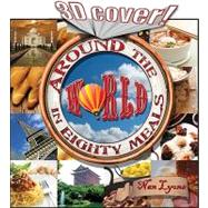 Around the World in Eighty Meals, 9781933176338  