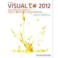 Microsoft Visual C# 2012, 5th