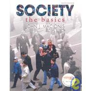 Society: The Basics w/ VangoNotes Access Code,9780135006344