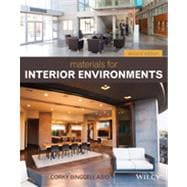 Materials for Interior Environments,9781118306352